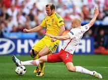 פולין ציפתה למשחק קל, אוקראינה מלמדת אותה שניצחון לחלוטין לא יהיה פשוט עבורה.