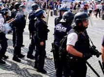 מניין העצורים עלה לארבעה אוהדי פולין. חבל שאנחנו מתעסקים בזה רגע לפני השריקה.