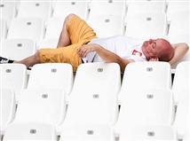 מנוחה של לפני המשחק (gettyimages)