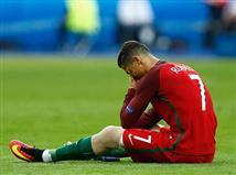 3668 ימים חלפו מאז הפעם האחרונה שבה רונאלדו הוחלף במשחק בינלאומי בו פתח. הפעם האחרונה הייתה מול הולנד ב-2006