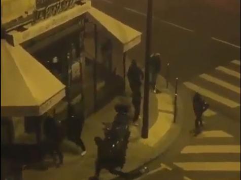על מה שקרה בלילה בפריז שמעתם? אוהדים מקומיים של פ.ס.ז` הגיעו למלון בו משתכנת ריאל מדריד, הדליקו אבוקות וזרקו נפצים כדי להפריע לבלאנקוס לישון